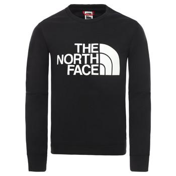 textil Niño Sudaderas The North Face DREW PEAK LIGHT CREW Negro