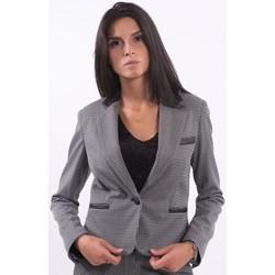 textil Mujer Chaquetas / Americana Fracomina F120W07030W060F6 Incoloro