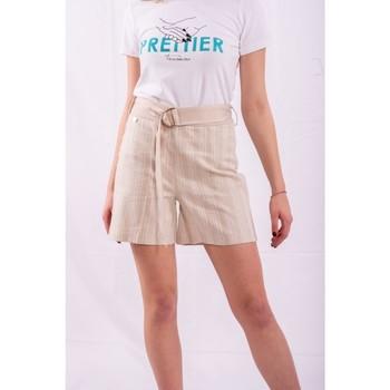 textil Mujer Shorts / Bermudas Fracomina FR20SM566 Incoloro