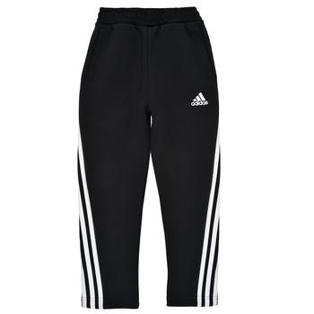 textil Niño Pantalones de chándal adidas Performance B 3S TAPERED P Negro