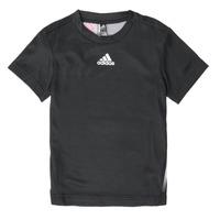 textil Niño Camisetas manga corta adidas Performance B A.R. TEE Negro