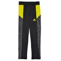 textil Niña Leggings adidas Performance G LEO TIG Negro
