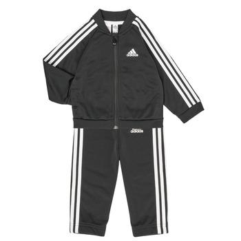 textil Niños Conjunto adidas Performance 3S TS TRIC Negro