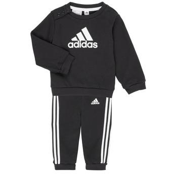 textil Niños Conjunto adidas Performance BOS JOG FT Negro