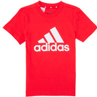 textil Niño Camisetas manga corta adidas Performance B BL T Rojo