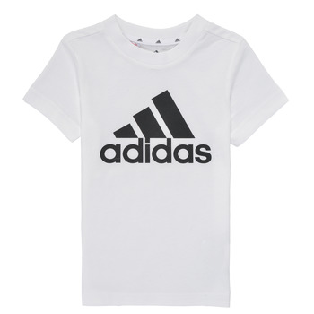 textil Niño Camisetas manga corta adidas Performance B BL T Blanco