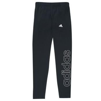 textil Niña Leggings adidas Performance G LIN LEG Negro