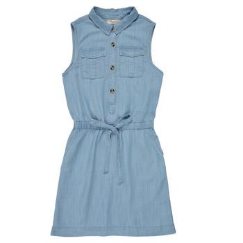textil Niña Vestidos cortos Deeluxe LALI Azul