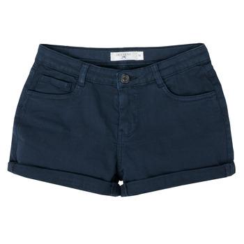 textil Niña Shorts / Bermudas Deeluxe CERISE Marino