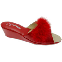 Zapatos Mujer Zuecos (Mules) Milly MILLY102ros rosso
