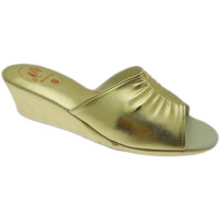 Zapatos Mujer Zuecos (Mules) Milly MILLY1805oro blu