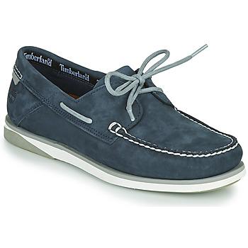 Zapatos Hombre Zapatos náuticos Timberland ATLANTIS BREAK BOAT SHOE Azul