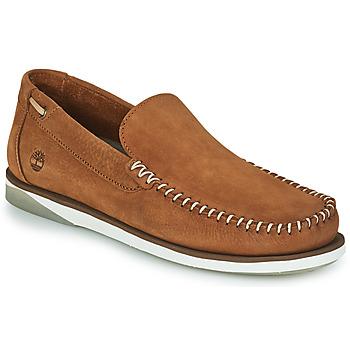 Zapatos Hombre Zapatos náuticos Timberland ATLANTIS BREAK VENETIAN Cognac