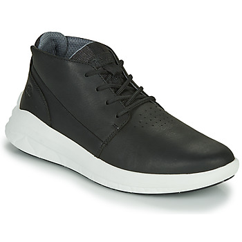 Zapatos Hombre Zapatillas bajas Timberland BRADSTREET ULTRA PT CHK Negro
