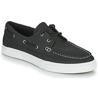 Zapatos Hombre Zapatos náuticos Timberland UNIONWHARF2.0EK+ 2EYEBOAT Negro