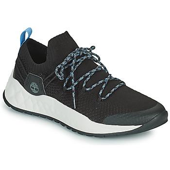Zapatos Hombre Zapatillas bajas Timberland SOLAR WAVE LOW KNIT Negro