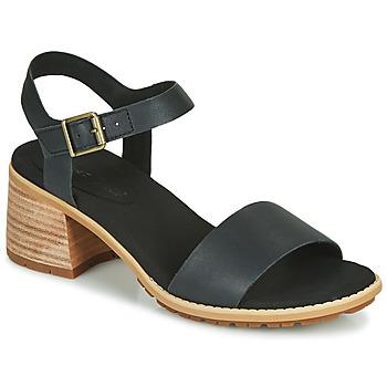 Zapatos Mujer Sandalias Timberland LAGUNA SHORE MID HEEL Negro