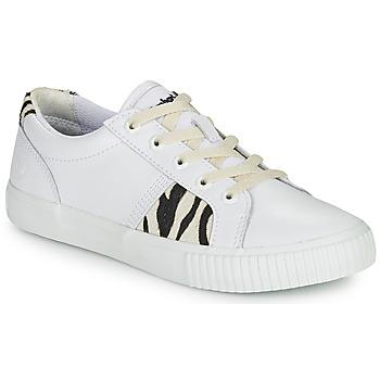 Zapatos Mujer Zapatillas bajas Timberland SKYLA BAY OXFORD Blanco