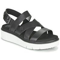 Zapatos Mujer Sandalias Timberland SAFARI DAWN FRONT STRAP Negro
