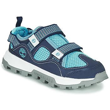 Zapatos Niños Sandalias Timberland TREELINE FISHERMAN Azul