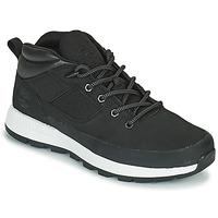 Zapatos Hombre Zapatillas bajas Timberland SPRINT TREKKER SUPER OX Negro