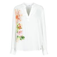 textil Mujer Camisas Desigual TIGRIS Blanco