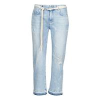 textil Mujer Vaqueros ¾ & 7/8 Desigual PONDIO Azul