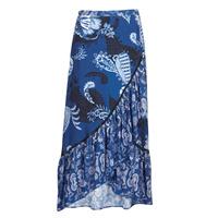 textil Mujer Faldas Desigual NEREA Azul
