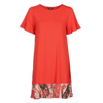 textil Mujer Vestidos cortos Desigual KALI Rojo