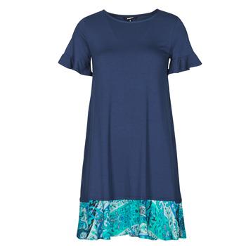 textil Mujer Vestidos cortos Desigual KALI Marino