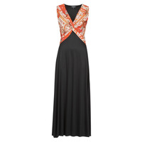 textil Mujer Vestidos largos Desigual YAKARTA Negro