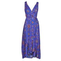 textil Mujer Vestidos largos Desigual SANTORINI Marino