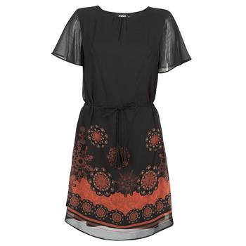 textil Mujer Vestidos cortos Desigual TAMPA Negro
