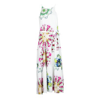 textil Mujer Vestidos largos Desigual SENA Blanco