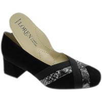 Zapatos Mujer Zapatos de tacón Calzaturificio Loren LO60902ne nero