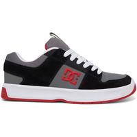Zapatos Deportivas Moda DC Shoes Lynx zero adys100615 black/grey/red Negro