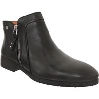 Zapatos Mujer Botines Pikolinos Royal w4d-8799 negro