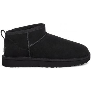 Zapatos Mujer Botas de nieve UGG W classic ultra mini Negro