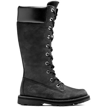 Zapatos Niños Botas Timberland Courma kid tall zip Negro