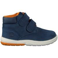 Zapatos Niños Botas Timberland Toddletracks hl boot Azul