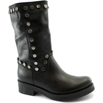 Zapatos Mujer Botas urbanas Divine Follie DIV-I20-1425-NE Nero