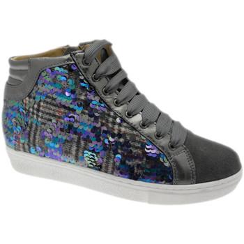 Zapatos Mujer Zapatillas altas Calzaturificio Loren LOC3921gr grigio