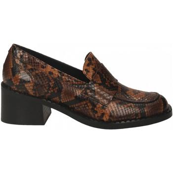 Zapatos Mujer Mocasín Carmens Padova DANKA cognac