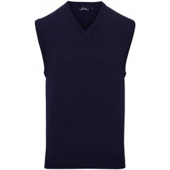 textil Hombre Camisetas sin mangas Premier PR699 Azul marino