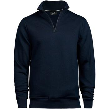 textil Hombre Sudaderas Tee Jays TJ5438 Azul