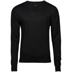 textil Hombre Sudaderas Tee Jays T6001 Negro