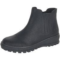 Zapatos Mujer Botines Rieker Fenja Schwarz Black