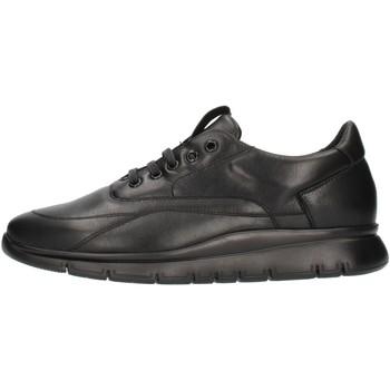 Zapatos Hombre Zapatillas altas Frau 09L0 Negro