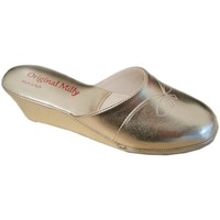Zapatos Mujer Zuecos (Mules) Milly MILLY3000oro nero