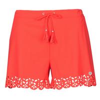 textil Mujer Shorts / Bermudas Banana Moon MEOW Rojo